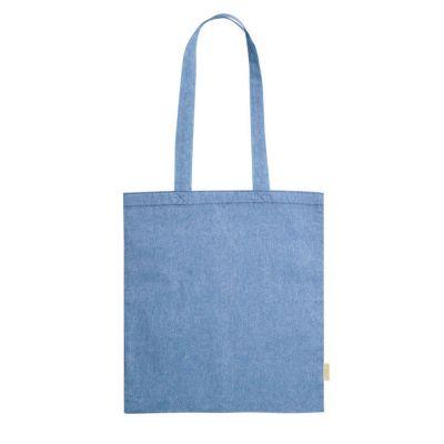 Сумка для покупок GRAKET из переработанного хлопка, синий