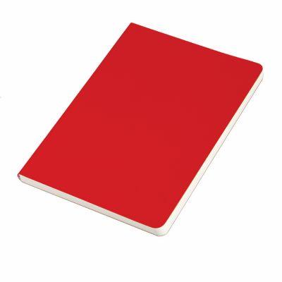 Ежедневник недатированный TONY, формат А5, красный