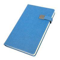 Ежедневник недатированный Linnie, формат А5, лазурный