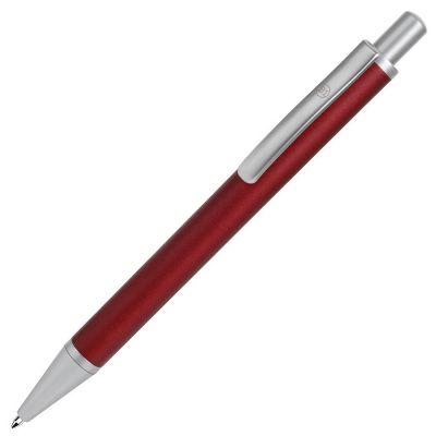 Ручка шариковая CLASSIC, красный, серебристый