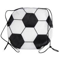 Рюкзак для обуви (сменки) илифутбольного мяча, белый