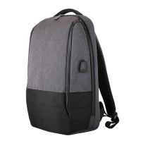 Рюкзак GRAN, темно-серый, черный