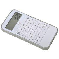 Калькулятор, белый