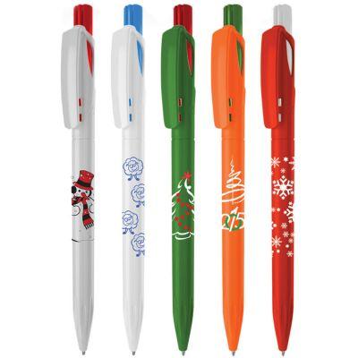 TWIN FANTASY, ручка шариковая, разные цвета
