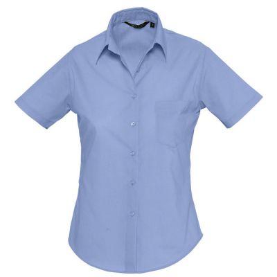 Рубашка женская ESCAPE 105, синий