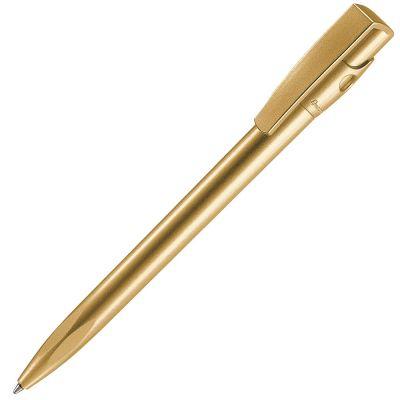Ручка шариковая KIKI SAT, золотистый