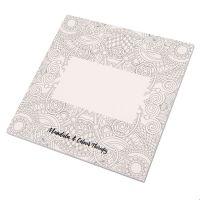 Альбом с раскрасками RUDEX (48 листов), белый