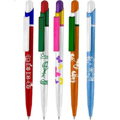 MIR FANTASY, ручка шариковая, разные цвета