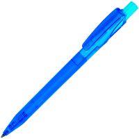 Ручка шариковая TWIN LX, пластик, голубой