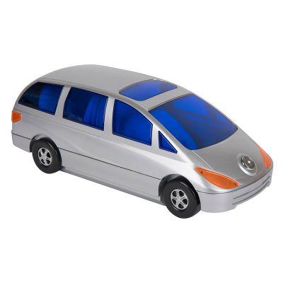 CD-холдер 'Автомобиль' для 80 дисков, серебристый