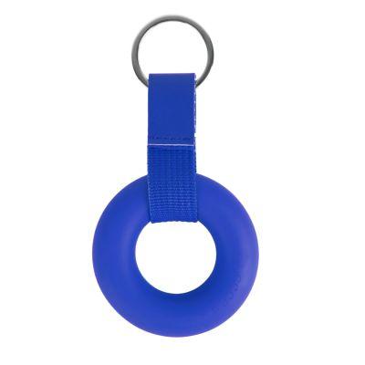 Брелок с эспандером WORKOUT, синий
