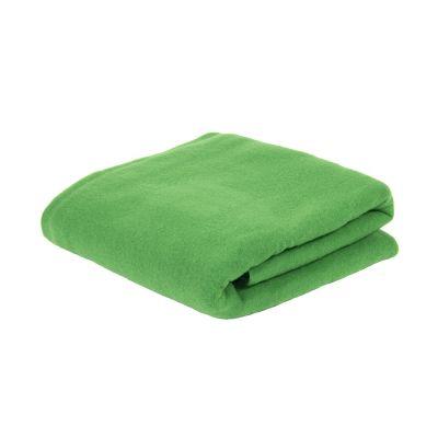 Плед PLAIN, зеленый