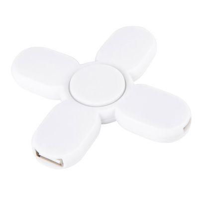 USB-разветвитель SPINNER, 3 порта, белый