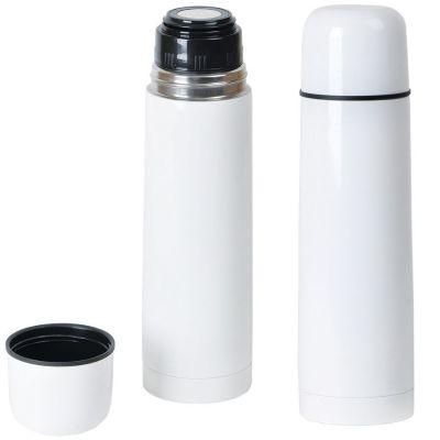 Термос 'WHITE' 750 мл, белый