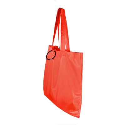 Сумка для покупок CONEL, красный