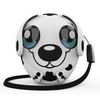 Беспроводная колонка Hiper ZOO Buddy, Dog, белый, черный