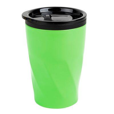 Термокружка  'Neon';  350 мл; зеленый; металл/пластик