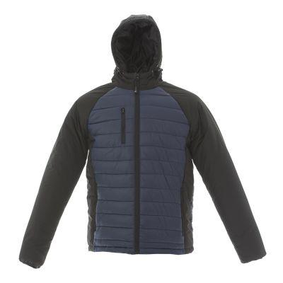 Куртка мужская TIBET, синий, черный