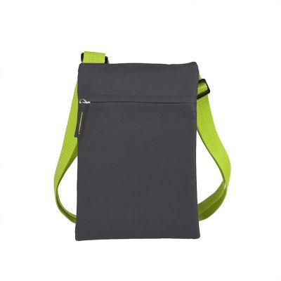 Сумка для документов 'ACTIVE' с карманом на молнии, зеленый