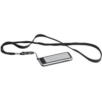 Подсветка для ноутбука с картридером  для микро SD карты, серебристый, черный