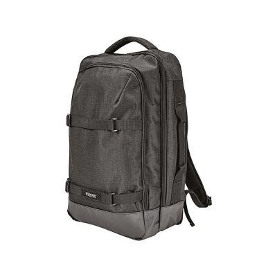 Рюкзак Multi для ноутбука с 2 ремнями, черный