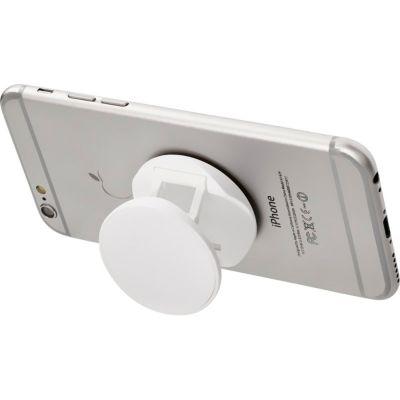 Подставка для телефона Brace с держателем для руки, белый