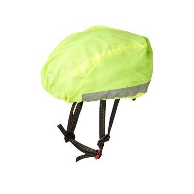 Светоотражающий и водонепроницаемый чехол André для шлема,  неоново-желтый