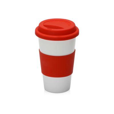 Кружка с двойными стенками Toronto, красный