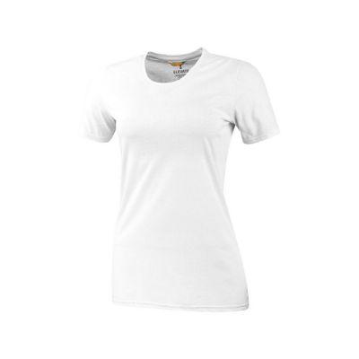 Футболка Sarek женская, белый