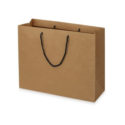 Пакет подарочный Kraft L, 45x35x15 см