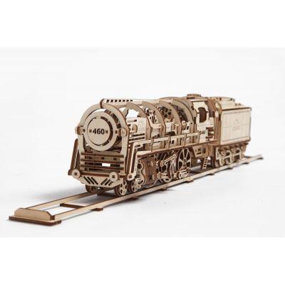 3D-ПАЗЛ UGEARS Поезд