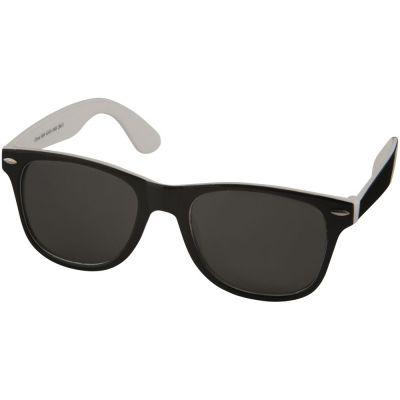 Солнцезащитные очки Sun Ray, белый/черный