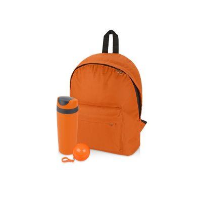 Подарочный набор Tetto, оранжевый