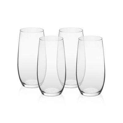 Набор стаканов Longdrink, 4 шт., 360мл