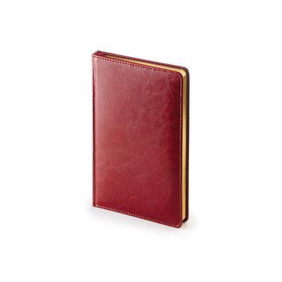 Ежедневник недатированный А4 Sidney Nebraska, бордовый