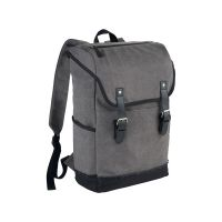 Рюкзак Hudson для ноутбука 15,6, серый/черный