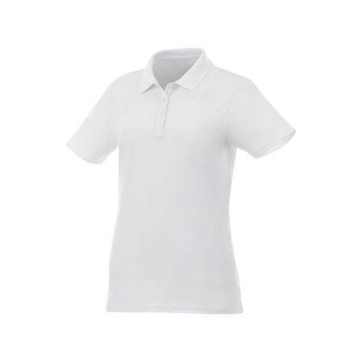 Рубашка поло Liberty женская, белый