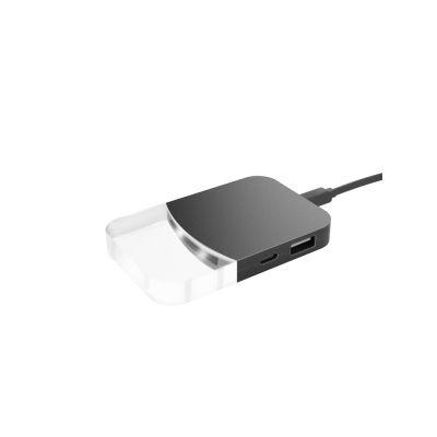 USB хаб Mini iLO Hub, черный