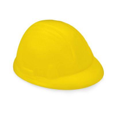 Антистресс Каска, желтый