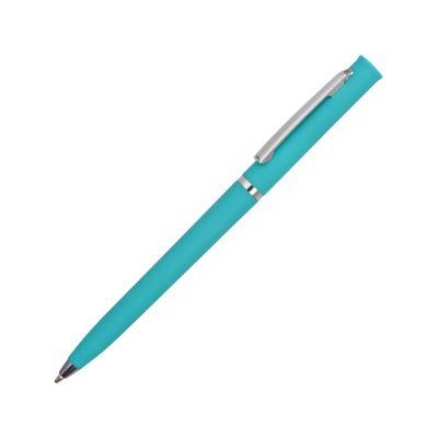 Ручка шариковая Navi soft-touch, голубой