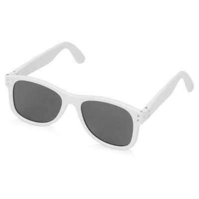 Очки солнцезащитные Shift для двухсторонней запечатки, белый