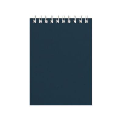 Бизнес - блокнот Альт А6 (94 х 130 мм) Office 60 л., синий