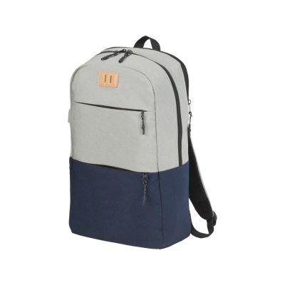 Рюкзак Cason для ноутбука 15, темно-синий