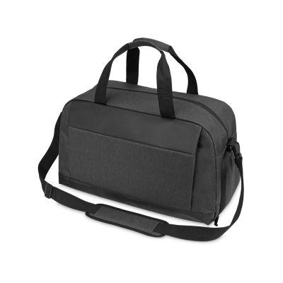 Дорожная сумка District, темно-серый