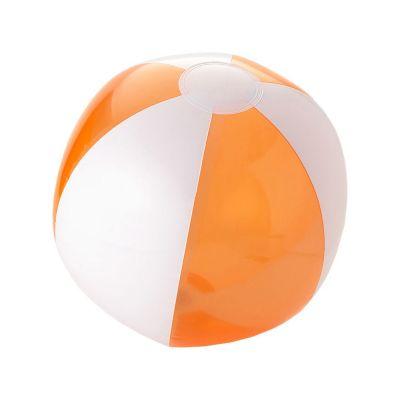Пляжный мяч Bondi, оранжевый/белый