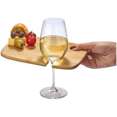Тарелка Miller для винных и обеденных закусок, дерево