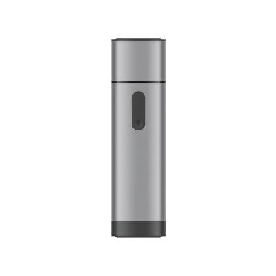 Пуско-зарядное устройство Rombica NEO Boost, 10400 мАч, алюминий, LED, серебристый