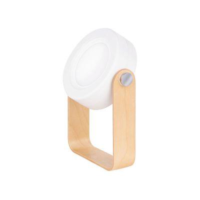 Rombica LED Oko, белый/дерево