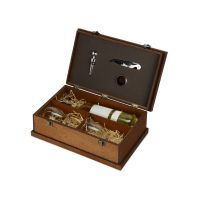 Подарочный набор для вина Delphin