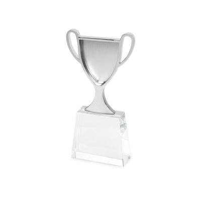 Кубок Champion, хрусталь, металл, в подарочной упаковке